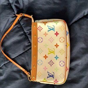 Louis Vuitton wristlet/shoulder bag